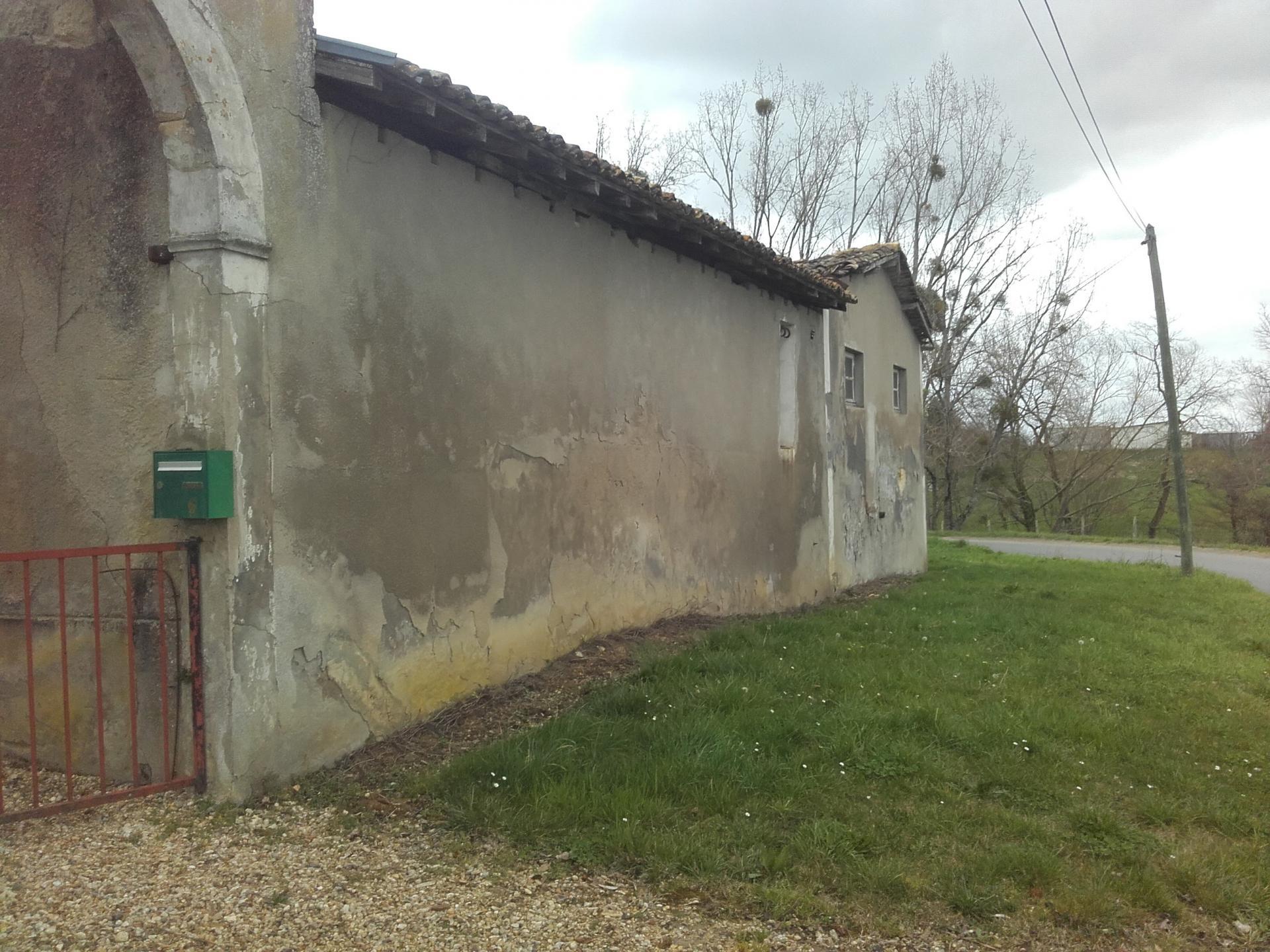 Murs extérieurs